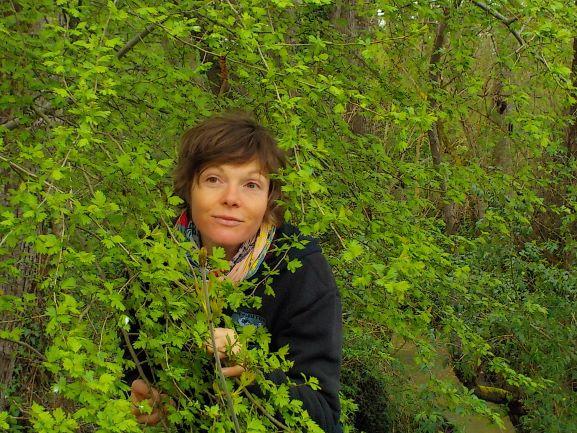 Aurélie Delayen - Animatrice nature - Ô Jardin des Kamis