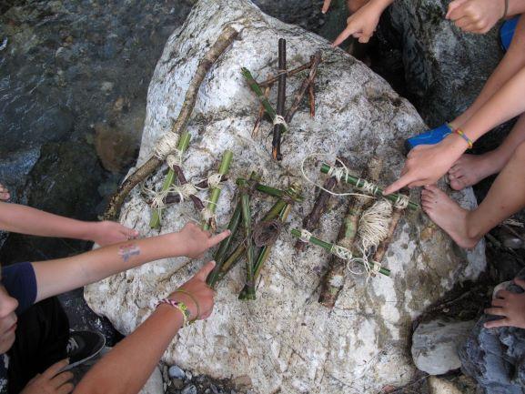 Ateliers Nature pour les 6-12 ans - Ô Jardin des Kamis